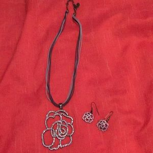 Other - Necklace and earring set